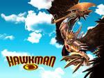 Savage Hawkman 1