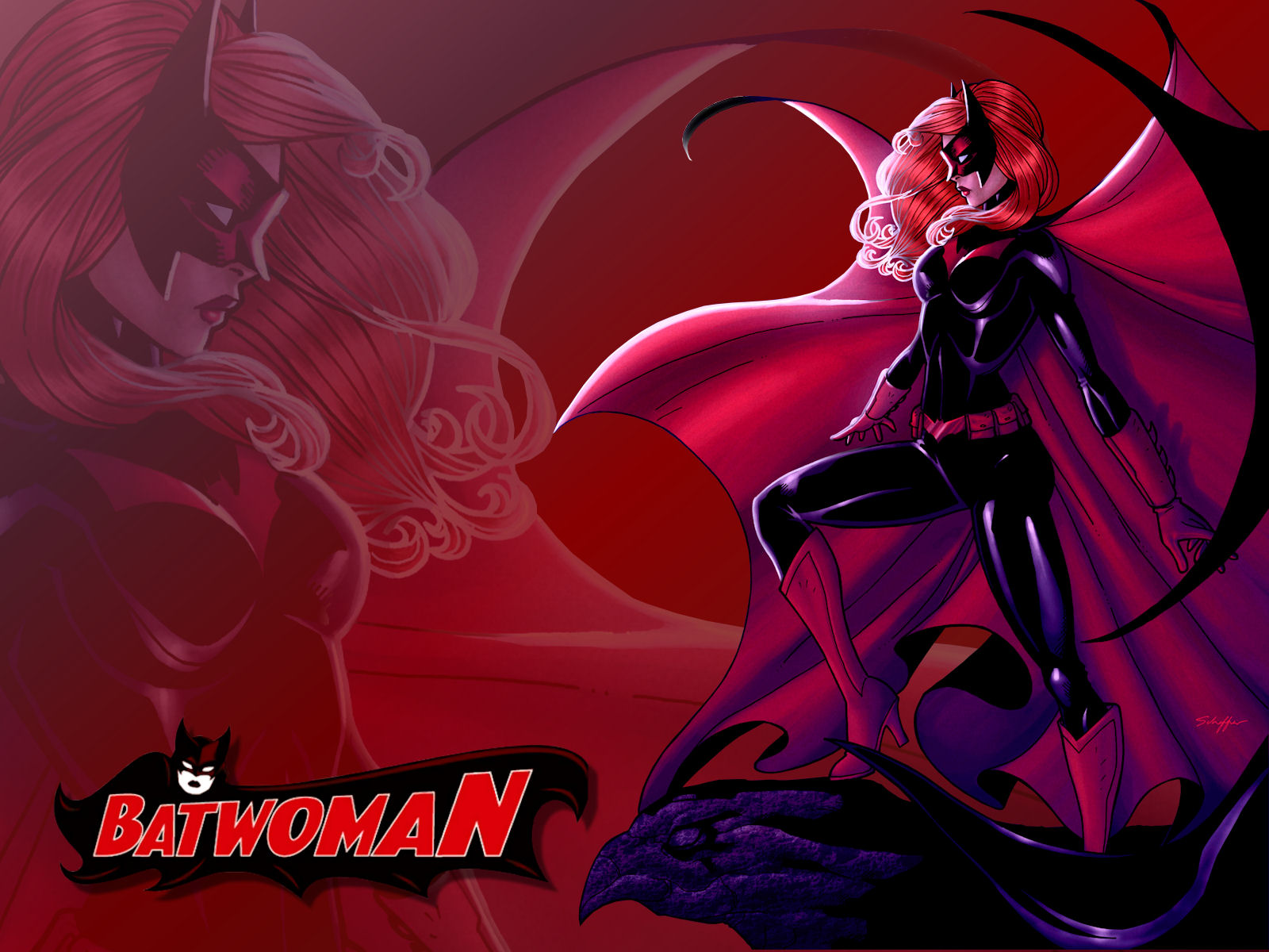 Batwoman - Gallery Colection
