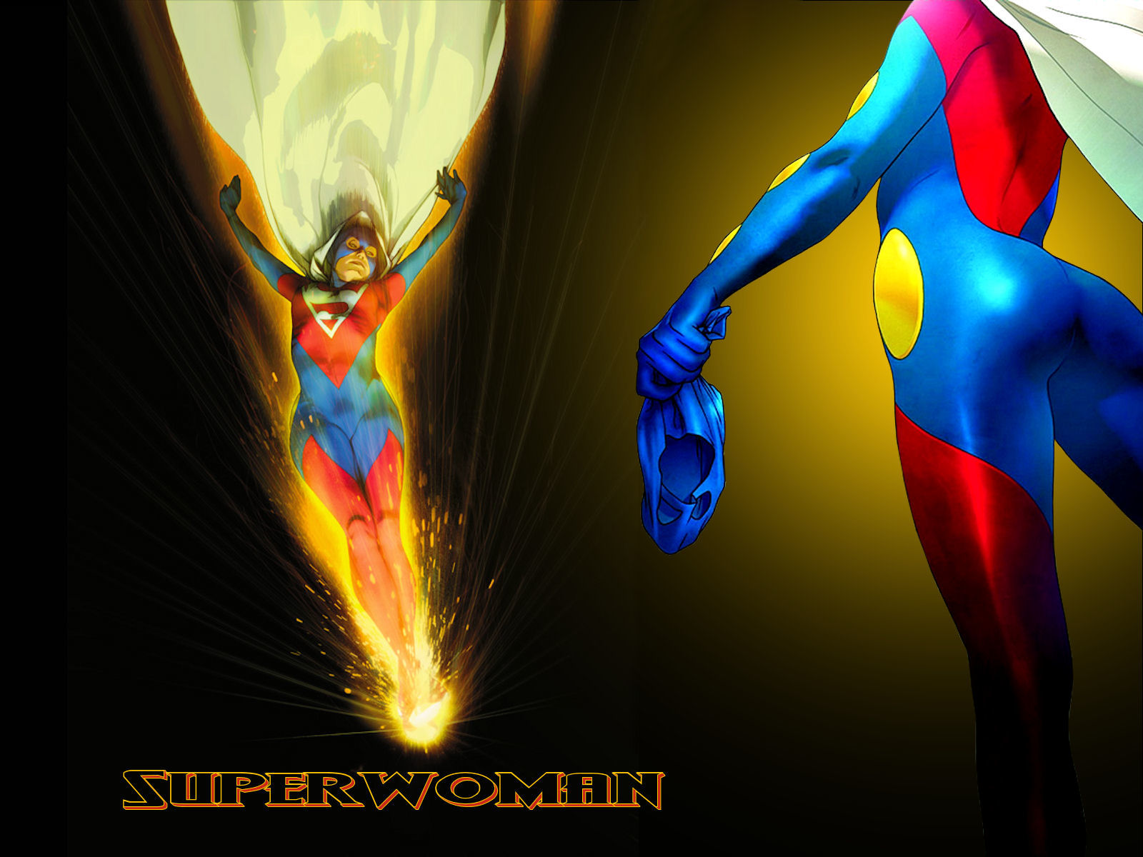 Superwoman by Superman8193