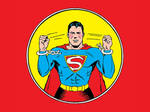Superman in the 40's