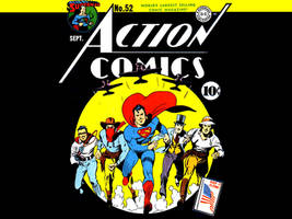 Action Comics 52 by Superman8193