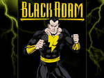 Black Adam Lightning