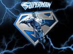 Superman Blue Wallpaper