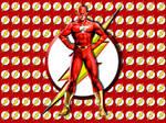The Flash JLH wallpaper