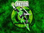 Hal - Green Lantern Flames