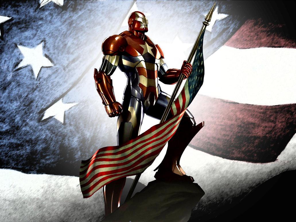 Iron patriot flag wp 2 by superman8193 on deviantart iron patriot flag wp 2 by superman8193 voltagebd Gallery