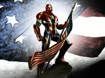 Iron Patriot Flag WP 2
