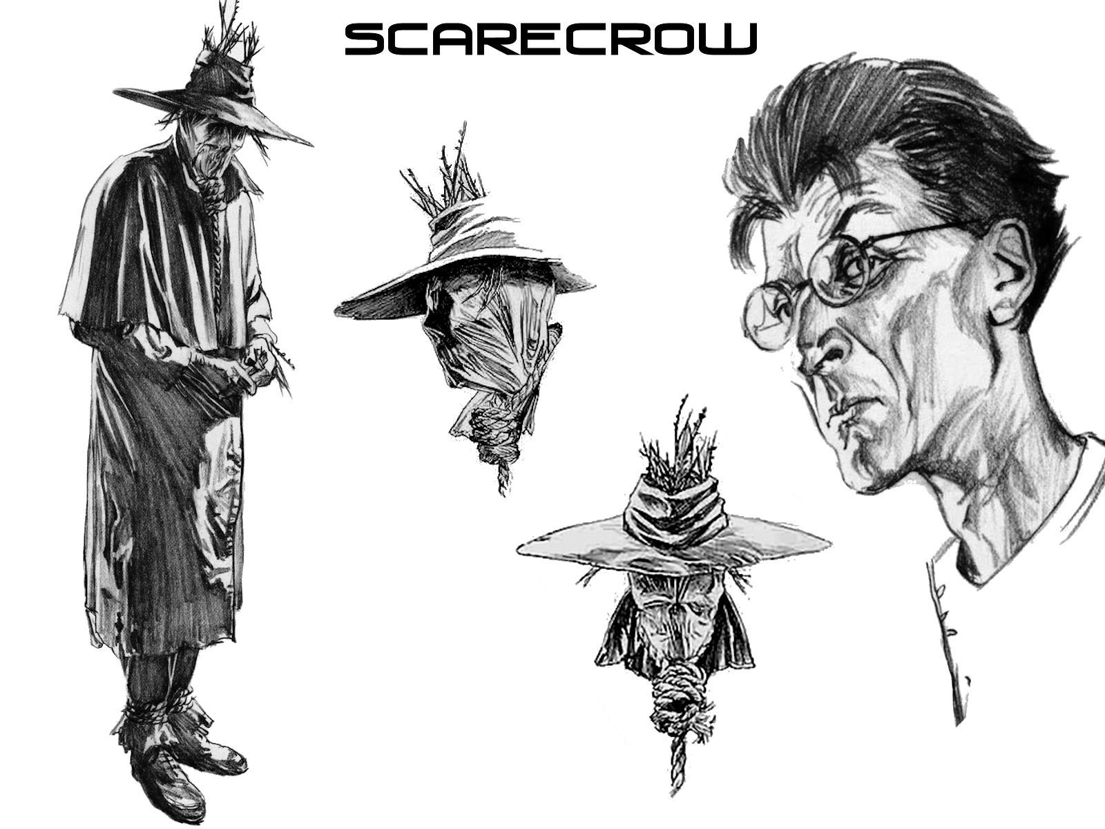 The Women Of Dc Comics Ink In Adam Withers S Dc Comics: SCARECROW Newest BATMAN: THE ANIMATED SERIES Action Figure