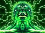 Alex Ross - The Hulk