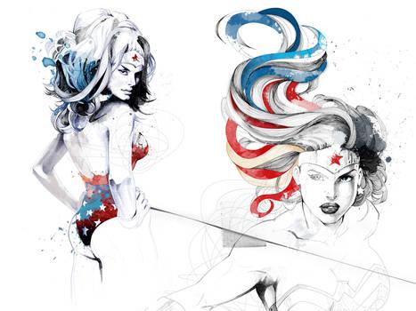 David Despau - Wonder Woman 2