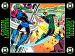 1977 - DC Calendar - Green Lantern - Mar