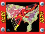 '76 Super DC Calendar - Flash - March