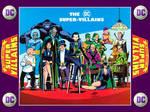 '76 Super DC Calendar - Super Villians - Apr