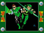 '76 Super DC Calendar Grn Lantern Grn Arrow - May