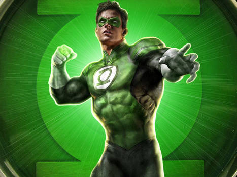 Green Lantern - Infinite Crisis Game by Superman8193