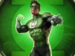 Green Lantern - Infinite Crisis Game