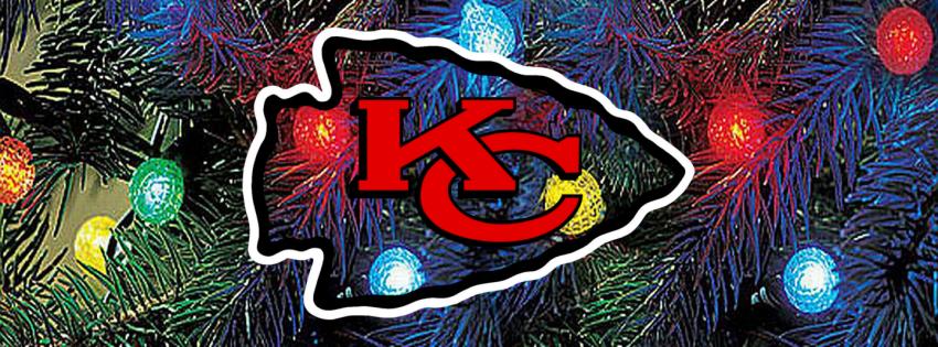 Kansas City Chiefs Christmas Lights Facebook Cvr By