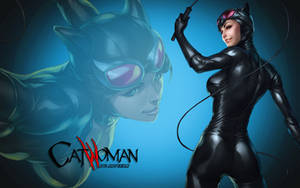 Catwoman by Artgerm 2 by Superman8193