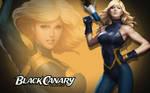 Black Canary by Artgerm
