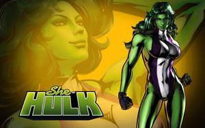 She-Hulk - Marvel vs Capcom