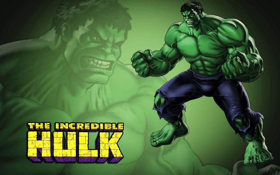 The Incredible Hulk - Avengers Alliance! by Superman8193 ...