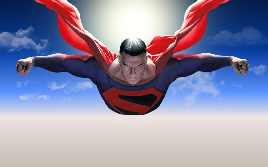kingdom come superman by alex ross by superman8193 on