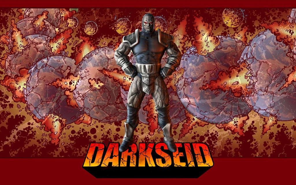 Darkseid - Apokolips by Superman8193