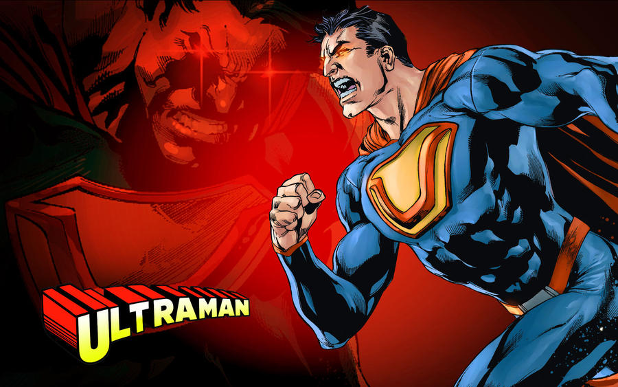 Ultraman! by Superman8193