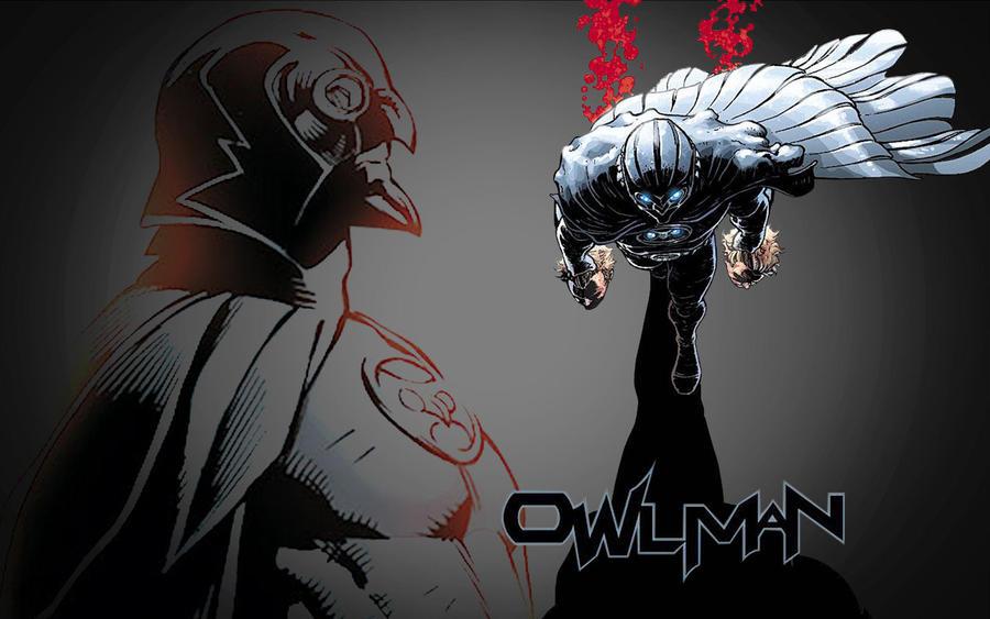 Owlman! by Superman8193