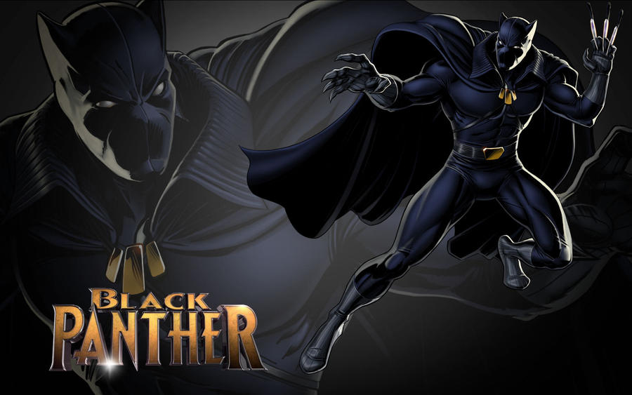 Black Panther Comic Wallpaper: Avengers Alliance By Superman8193 On