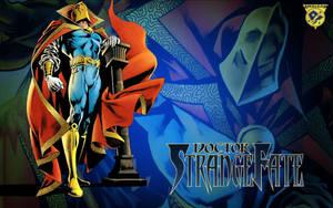 Dr StrangeFate - Amalgam Comics