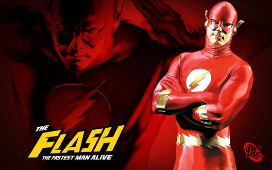 The Flash by Alex Ross