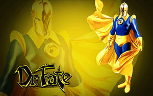 Dr. Fate! by Superman8193