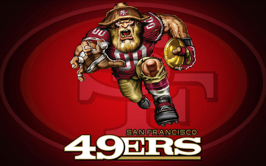 Ferocious 49er by superman8193 on deviantart ferocious 49er by superman8193 voltagebd Choice Image