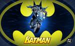 Bat-Bike! (alt 2)