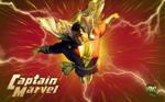 Captain Marvel - Courage of Achilles!