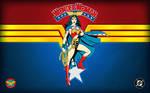 Wonder Woman - Cape