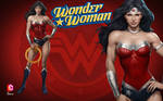 Wonder Woman by Artgerm! (3)
