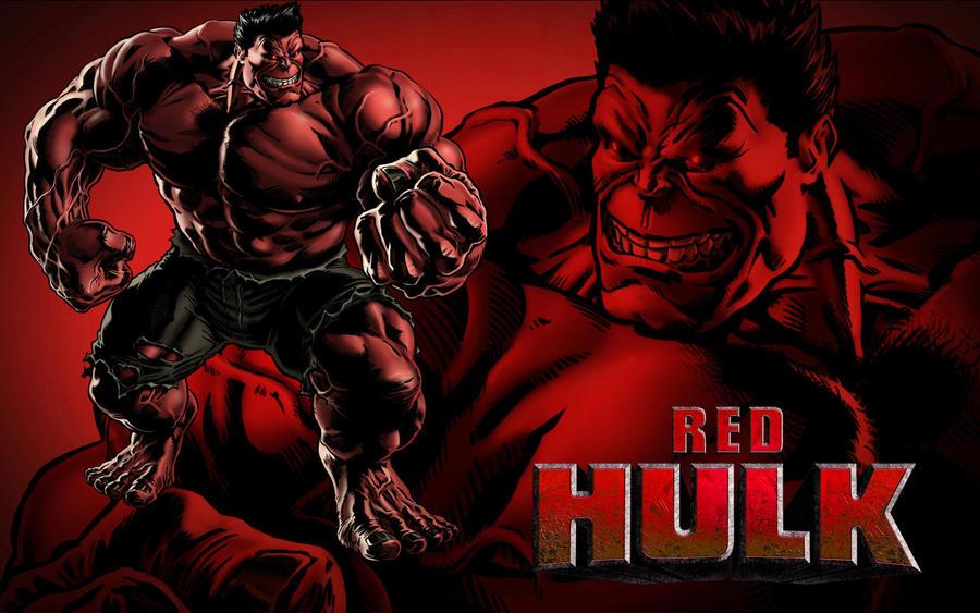 Red Hulk - Avengers Alliance! by Superman8193 on DeviantArt