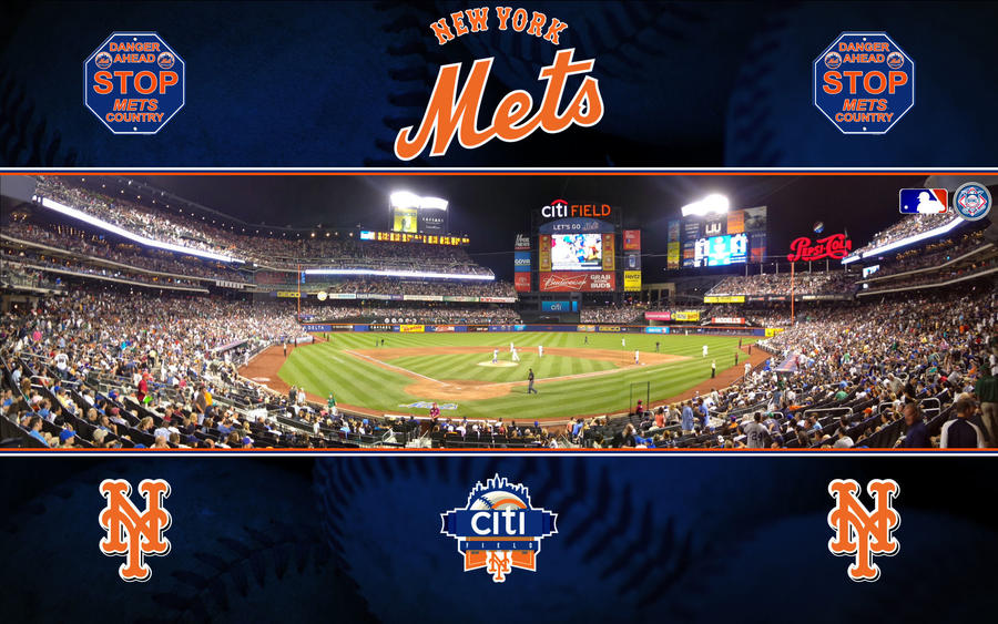 Mlb new york mets citi field by superman8193 on deviantart mlb new york mets citi field by superman8193 altavistaventures Image collections