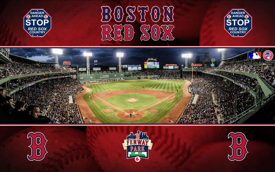 MLB - Boston Red Sox - Fenway Park! by Superman8193 on ...