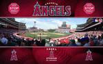 MLB - Anaheim Angels - Angel Stadium of Anaheim!