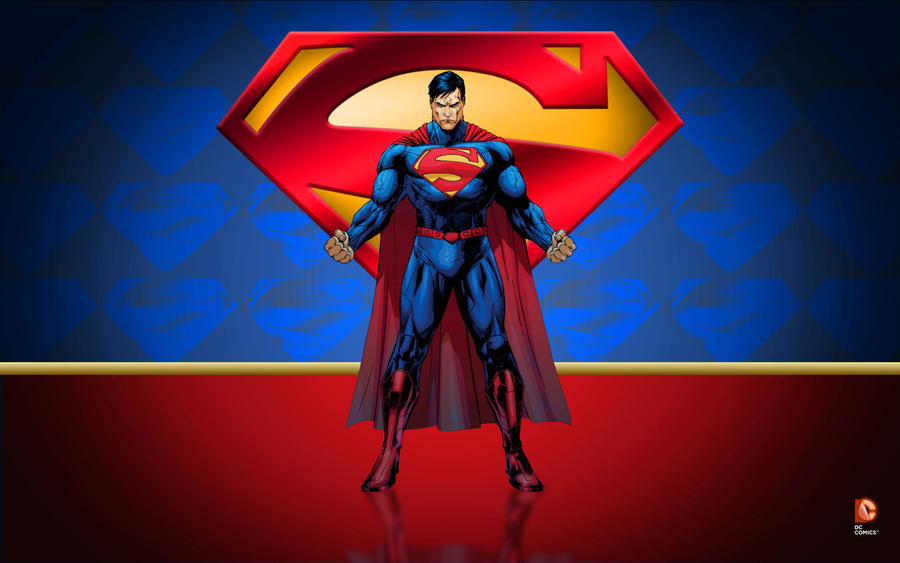 New 52 Superman By Superman8193 On Deviantart