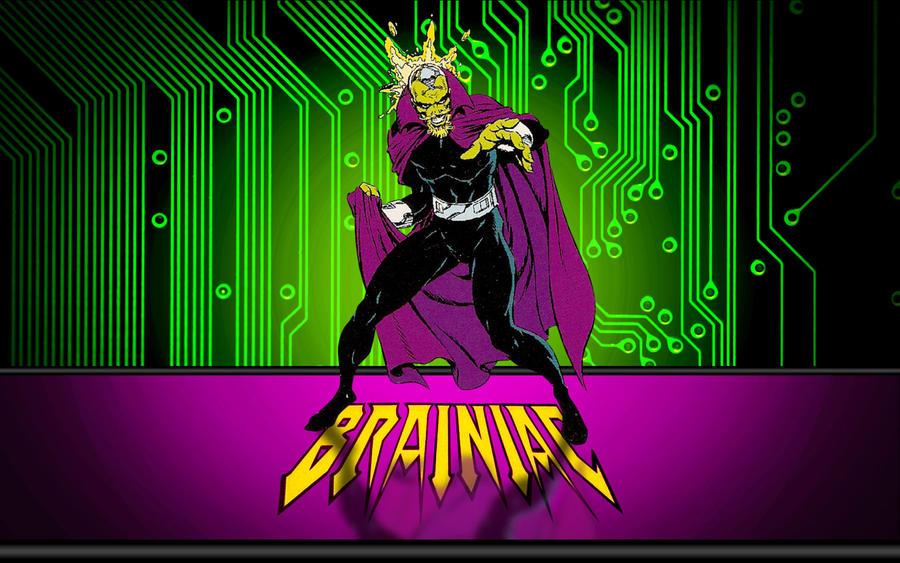 Brainiac! by Superman8193