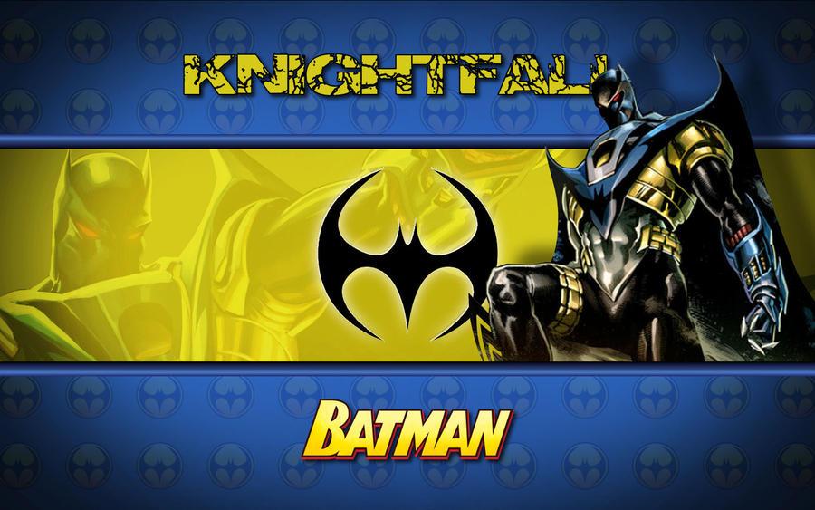 Knightfall Batman!