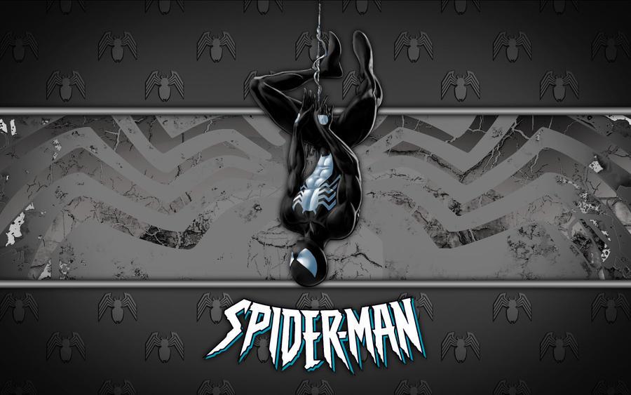 Black Suit Spider-Man! by Superman8193
