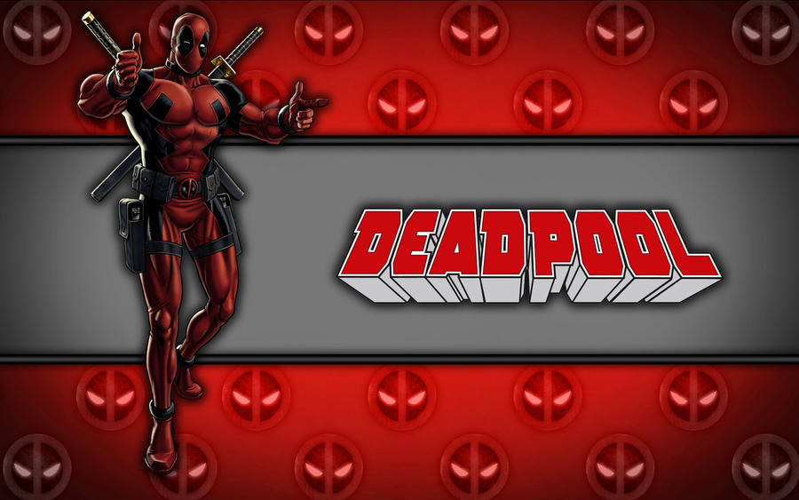DEADPOOL! by Superman8193