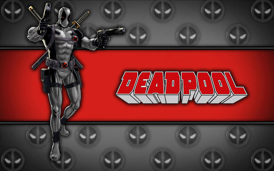 DEADPOOL! - alt by Superman8193