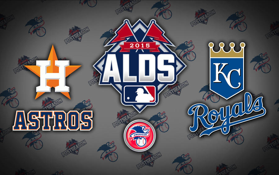 2015 ALDS - Astros vs Royals! by Superman8193
