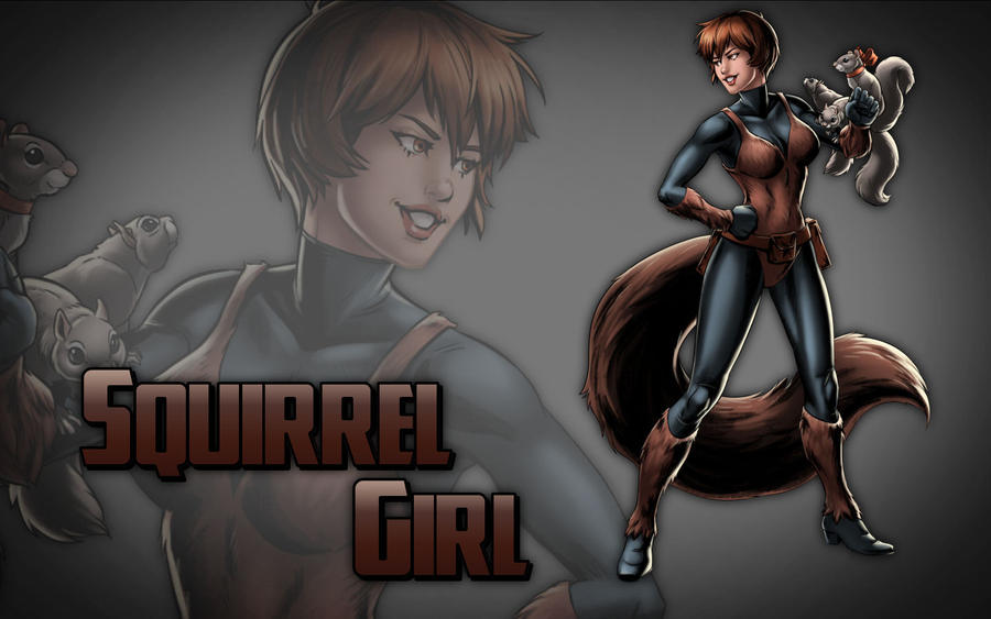 Squirrel Girl - Avengers Alliance by Superman8193